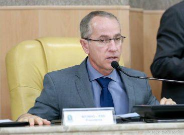 Vereador Nitinho quer que cabo Amintas seja levado para a Comissão de Ética