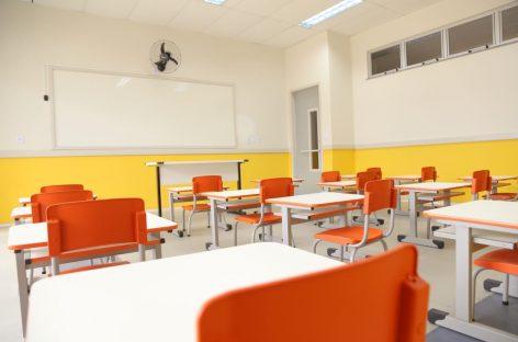 Prefeitura inaugura Espaço Municipal de Educação Infantil em Simão Dias