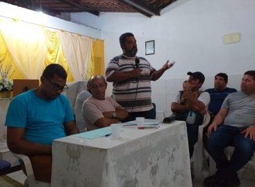 Comunidade do Tijuquinha se reúne com lideranças da oposição para reivindicar