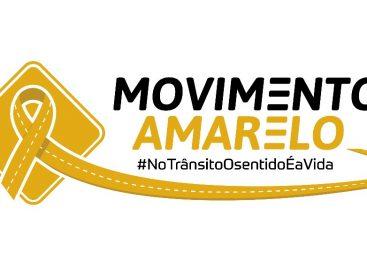 Movimento Maio Amarelo 2019 será aberto dia 2 em Sergipe