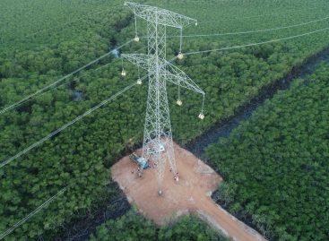 GE instala na usina termoelétrica sergipana uma das mais robustas linhas de transmissão