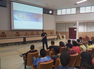 SergipeTec recebe visita técnica de estudantes da Estácio e do Senac