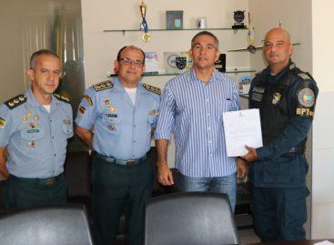 Comando Geral da Polícia Militar assina portaria de promoção de praças