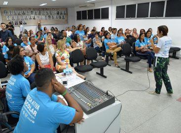 Representante do Unicef capacita coordenadores operacionais municipais e supervisores