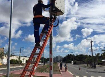 SMTT assegura que equipamentos de fiscalização eletrônica sejam aferidos anualmente pelo Inmetro