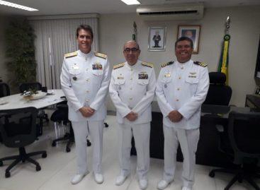 Representantes da Marinha recebem Título de Cidadania Sergipana