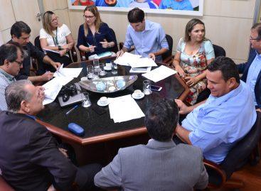 TCE firma Termo de Ajustamento que beneficia Saúde pública de Itabi