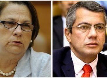 Iran Barbosa e Ana Lúcia deixam a Articulação de Esquerda do PT