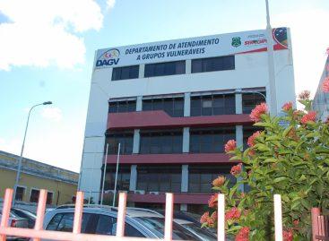 DAGV cumpre 20 mandados de prisão por violência contra mulher