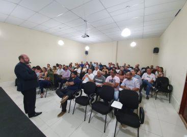 FAMES realiza palestra sobre Alternativas para Incrementar a Arrecadação dos Municípios
