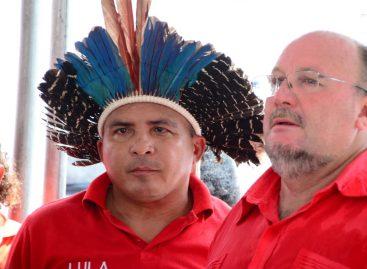 João Daniel destaca posse de Lindomar Xokó, primeiro vereador indígena em Sergipe