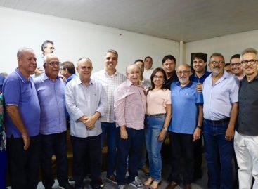 Deputado Fábio Reis é eleito presidente estadual do MDB