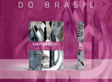 Obra 'Anatomistas do Brasil' será lançada no Museu da Gente Sergipana