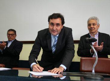 Brenno Barreto é empossado presidente do SergipeTec
