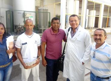 Hospital Cirurgia: Sintasa consegue garantia de pagamento do piso da Convenção Coletiva