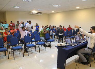 Leilão de bens inservíveis da PMA supera expectativas e tem 95% dos lotes arrematados