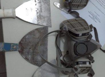 Polícia fecha laboratório de refino de drogas em Lagarto