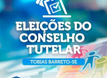 Tobias Barreto abre inscrições para eleição do Conselho Tutelar na segunda, dia 8