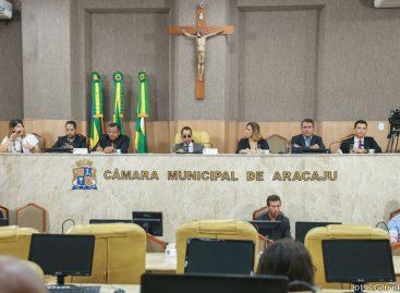 Sessão especial celebra o Dia do Jornalista na Câmara Municipal de Aracaju