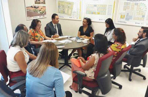 MP e SEDUC discutem educação inclusiva na rede estadual