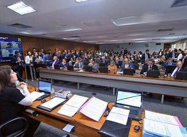 CCJ recomenda arquivar CPI proposta por Alessandro Vieira