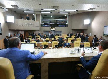 Câmara municipal de Aracaju aprova três projetos do Executivo