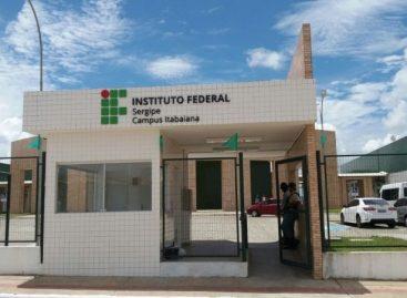 IFS – Campus Itabaiana inscreve para 80 vagas nos cursos técnicos