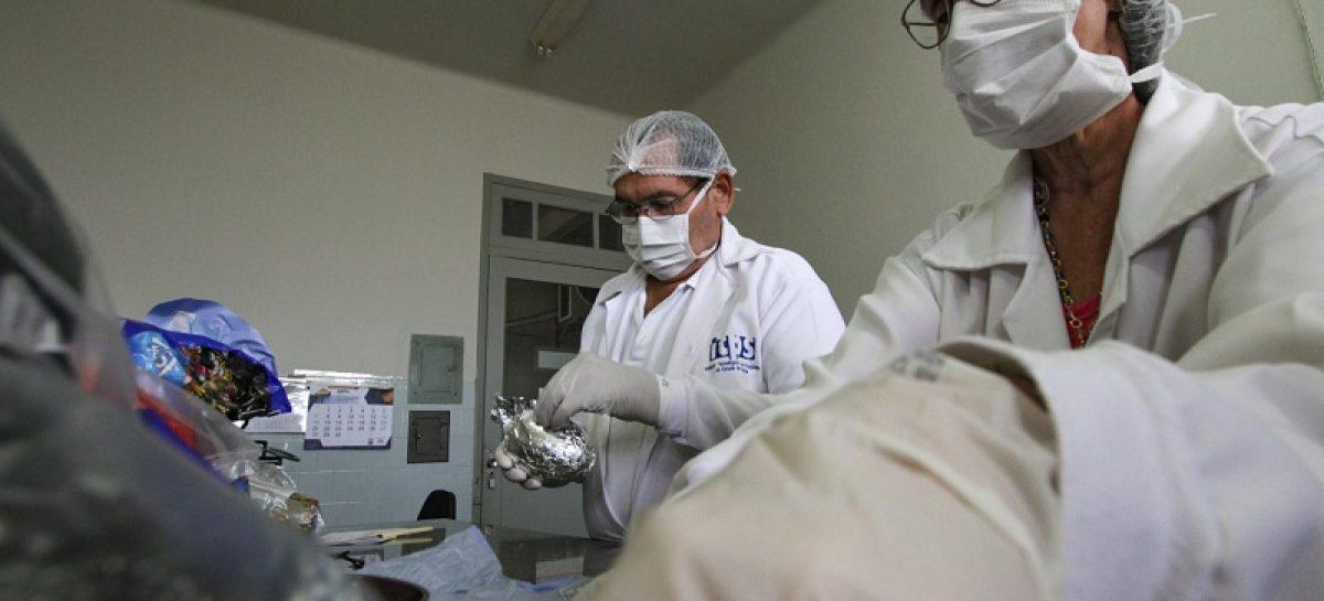 Operação especial do ITPS fiscaliza aproximadamente 2100 ovos de Páscoa