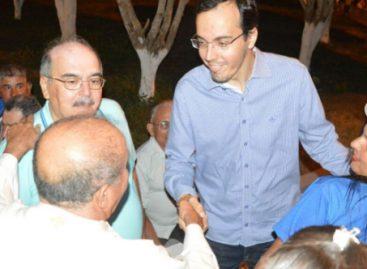 Belivaldo coloca Deotap na cola de inimigos políticos