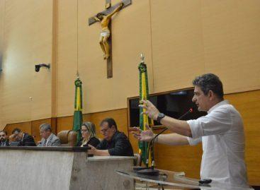 """Temos que construir pontos de consenso na Reforma"", avalia Rogério"
