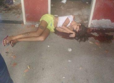 Jovem é assassinada na rodoviária no município de Carmópolis