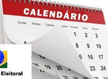 Partidos políticos devem entregar a lista de filiados até 12 de abril