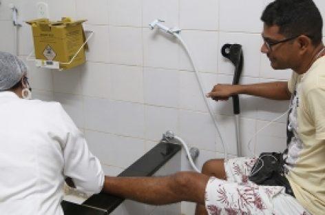 Tratamento para pés diabéticos completa dez anos de funcionamento