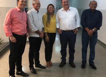 Integrantes da Comissão de Saúde da CMA realizam visita surpresa ao Nestor Piva