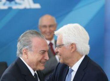 MPF pede que Michel Temer e Moreira Franco voltem para a prisão