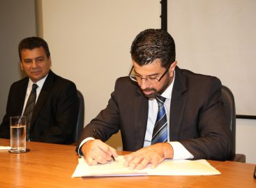 Novo chefe da PF destaca competência do TCE/SE para compartilhar informações