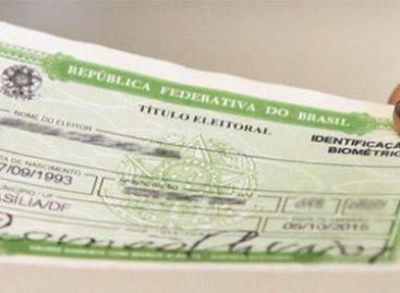 Em Sergipe, 25.638 títulos de eleitores poderão ser cancelados