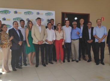 André Moura participa de inauguração da nova sede da Fames