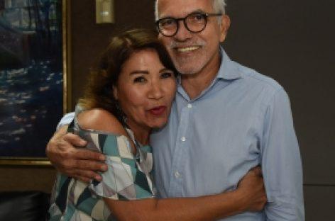 Edvaldo anuncia Edivaneide Souza como nova presidente da Fundat