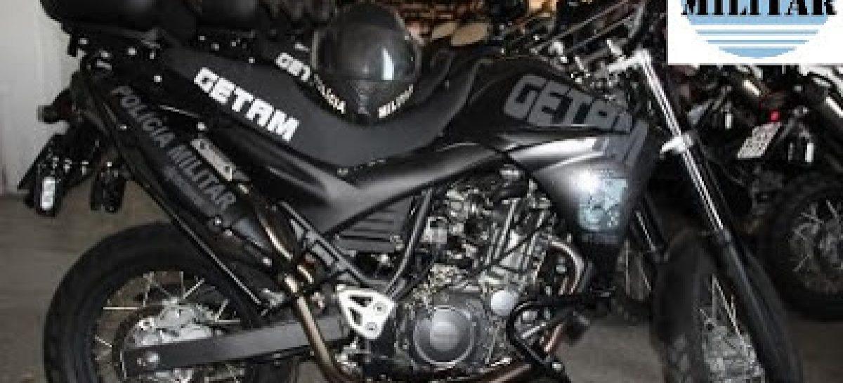 Aspra oficia MP por problemas por falta de manutenção em motos do Getam