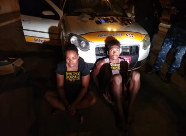 GM de Rosário e Maruim recuperam táxi, 7 celulares e 4 armas