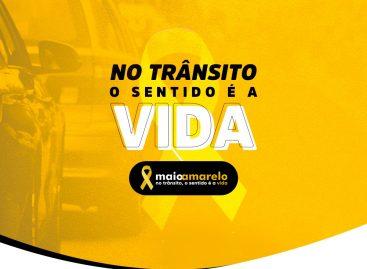 Prefeitura de Aracaju divulga programação do Maio Amarelo 2019