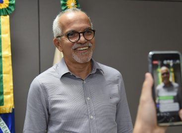 Edvaldo Nogueira anuncia pagamento dos salários dos servidores para terça-feira, 30