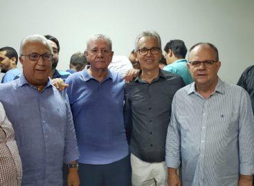 """""""Essa mudança é estimuladora"""", diz Marcos Santana sobre direção do MDB"""