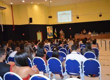 Encerrada nesta sexta, na UNINASSAU Aracaju, a Semana de Enfermagem
