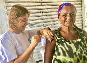 Prefeitura intensifica estratégias para campanha de vacinação contra gripe em Aracaju