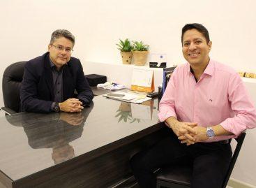 Com apoio do senador Alessandro, Ricardo Marques filia ao Cidadania