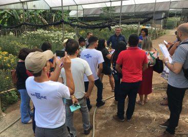 Visita técnica de produtores sergipanos à região do Brejo Paraibano