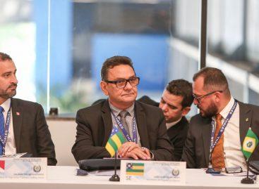 João Eloy participa de feira internacional de Segurança Pública, no Rio de Janeiro