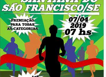 Segunda Corrida da Emancipação de Santana do São Francisco, acontece neste domingo